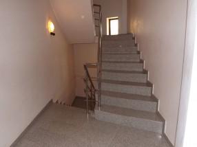 Belvedere Craiova scari intrare