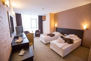 Camera twin Hotel Meliss Central Craiova
