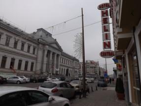 Hotel Helin Univesitate