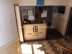 Receptie Hotel MBI Travel Inn Craiova