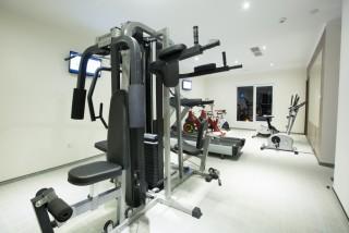 Sala fitness Hotel Meliss Craiova