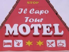 Sigla motel IL Capo Tour